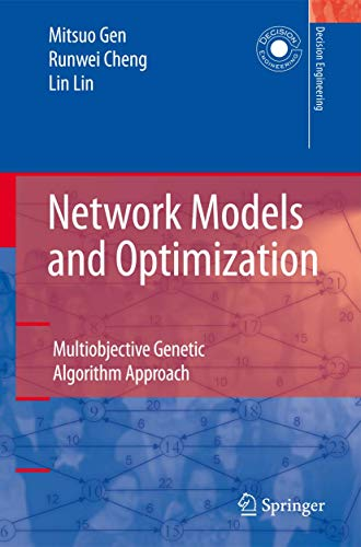 9781848001800: Network Models and Optimization: Multiobjective Genetic Algorithm Approach (Decision Engineering)