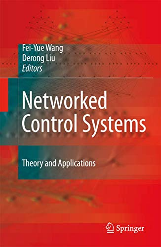 9781848002142: Networked Control Systems: Theory and Applications