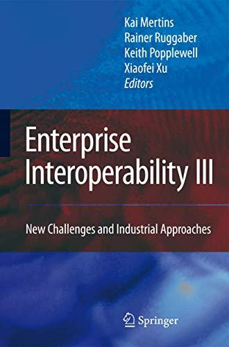 Enterprise Interoperability III: Kai Mertins