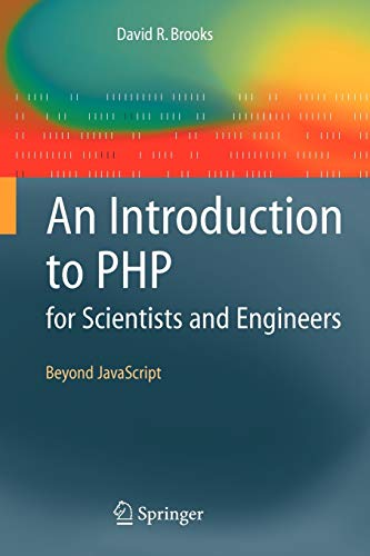 9781848002364: An Introduction to PHP for Scientists and Engineers: Beyond JavaScript