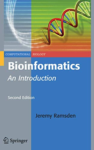 9781848002562: Bioinformatics: An Introduction (Computational Biology)