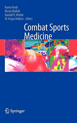 9781848003538: Combat Sports Medicine
