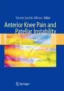 9781848004023: Anterior Knee Pain and Patellar Instability