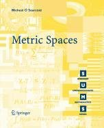 9781848004948: Metric Spaces