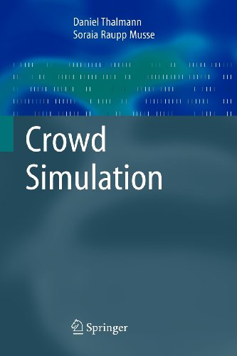 9781848006171: Crowd Simulation