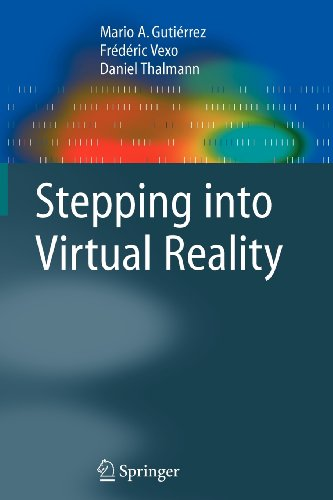 9781848007109: Stepping into Virtual Reality