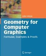 9781848007772: Geometry for Computer Graphics