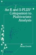 9781848007949: An R and S-Plus Companion to Multivariate Analysis