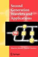 9781848008212: Second Generation Wavelets and Applications