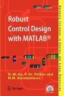 9781848008823: Robust Control Design with MATLAB