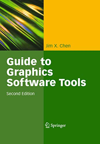 9781848009004: Guide to Graphics Software Tools, Second Edition