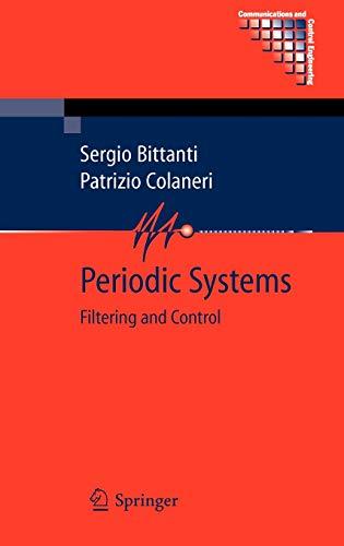 Periodic Systems: Sergio Bittanti