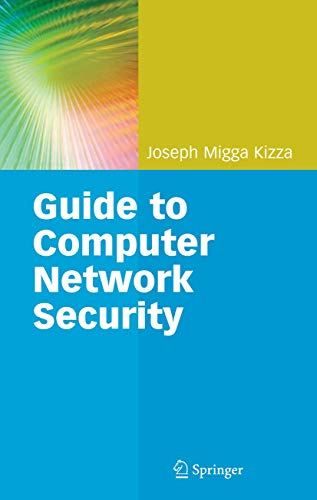 9781848009165: Guide to Computer Network Security (Computer Communications and Networks)