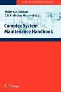 9781848009561: Complex System Maintenance Handbook