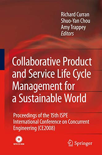 Collaborative Product and Service Life Cycle Management for a Sustainable World (Mixed media ...
