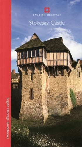 9781848020160: Stokesay Castle (English Heritage Guidebooks)