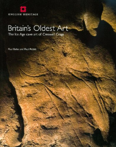 9781848020252: Britain's Oldest Art: The Ice Age cave art of Creswell Crags