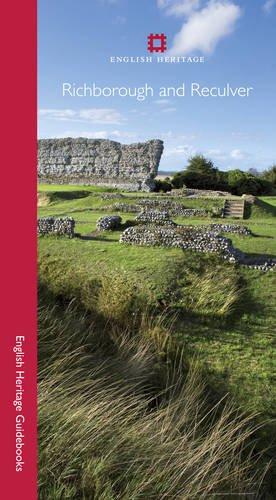 9781848020733: Richborough and Reculver (English Heritage Guidebooks)
