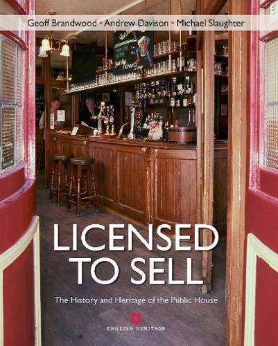 Licensed to Sell: Brandwood, Geoff