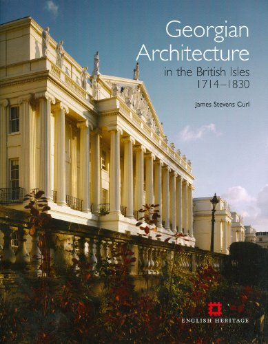 9781848020863: Georgian Architecture in the British Isles 1714-1830