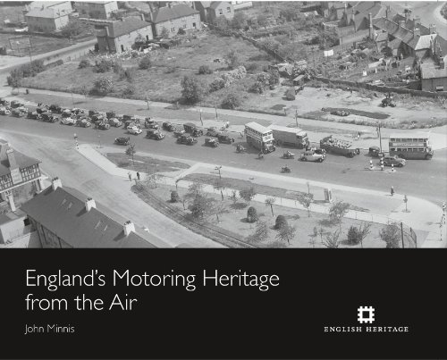 9781848020870: England's Motoring Heritage from the Air (English Heritage)