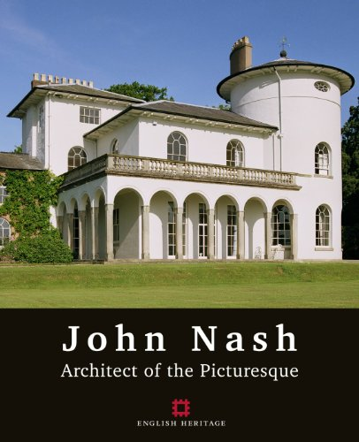 9781848021020: John Nash: Architect of the Picturesque