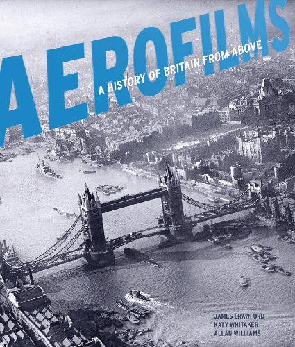9781848022485: Aerofilms: A history of Britain from above