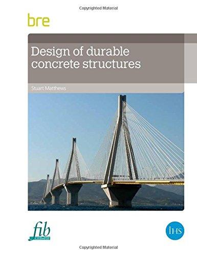 9781848061750: Design of Durable Concrete Structures
