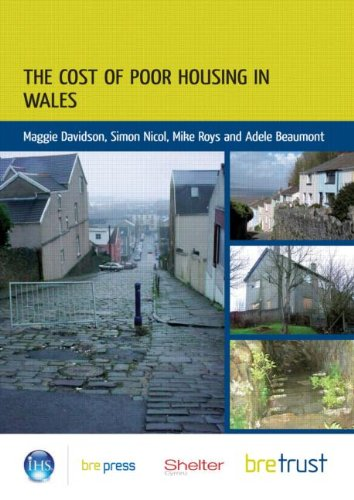 The Cost of Poor Housing in Wales: Davidson, Maggie
