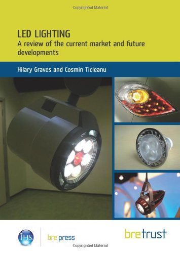 Led Lighting: A Review of the Current Market and Future Developments: Graves, Hilary