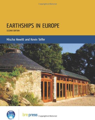 9781848062368: Earthships in Europe