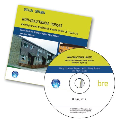 Non-Traditional Houses: Identifying Non-Traditional Houses in the UK 1918-75 (AP 294): Harry ...