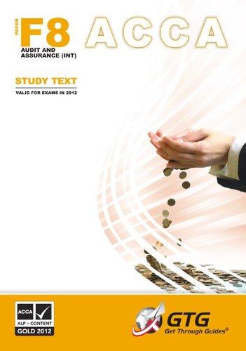 9781848083202: ACCA F8-audit & Assurance (INT) 2012