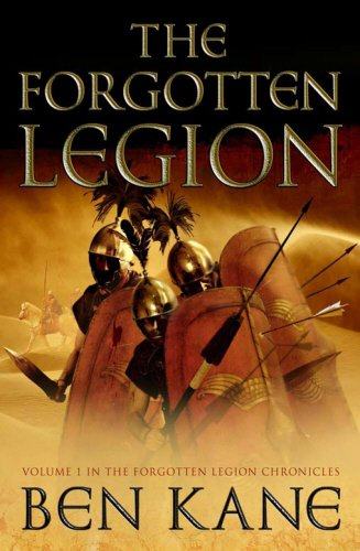 9781848090101: The Forgotten Legion (Forgotten Legion Chronicles)