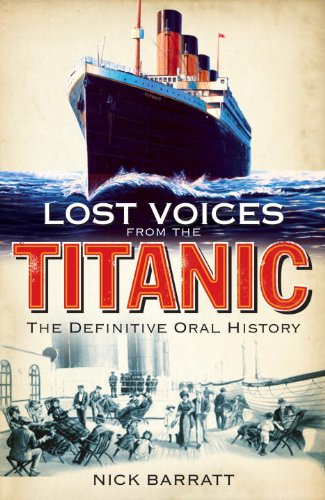 9781848091504: Lost Voices from the
