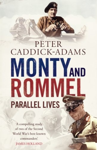 9781848091542: Monty and Rommel: Parallel Lives
