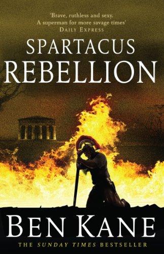 9781848092341: Spartacus: Rebellion: (Spartacus 2)