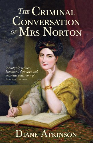 9781848093010: The Criminal Conversation of Mrs Norton