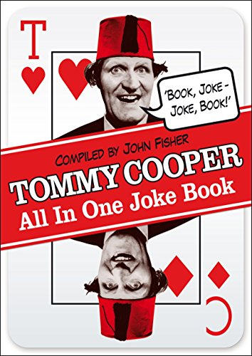 9781848093126: Tommy Cooper's Bumper Book of Jokes
