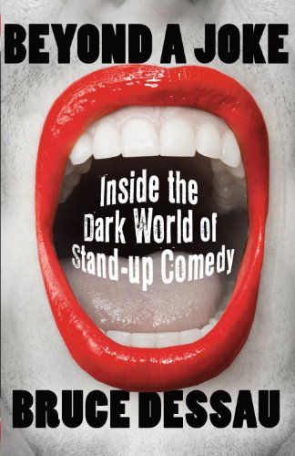 9781848093201: Beyond a Joke: Inside the Dark World of Stand-up Comedy