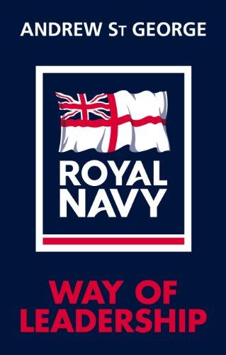 9781848093454: Royal Navy Way of Leadership