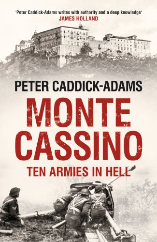 9781848093584: Monte Cassino: Ten Armies in Hell