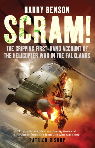 9781848093621: Scram!: The Gripping First-hand Account of the Helicopter War in the Falklands