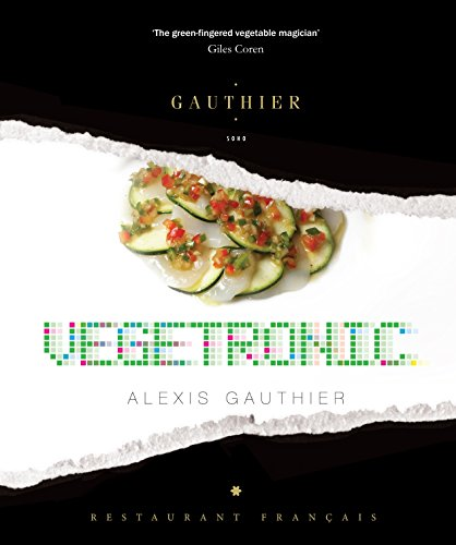 Alexis Gauthier: Vegetronic: Gauthier, Alexis