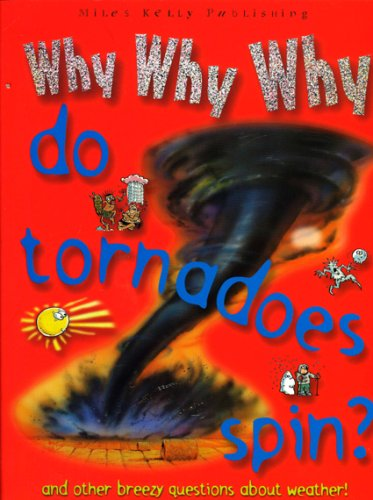 9781848100046: Why Why Why Do Tornadoes Spin?