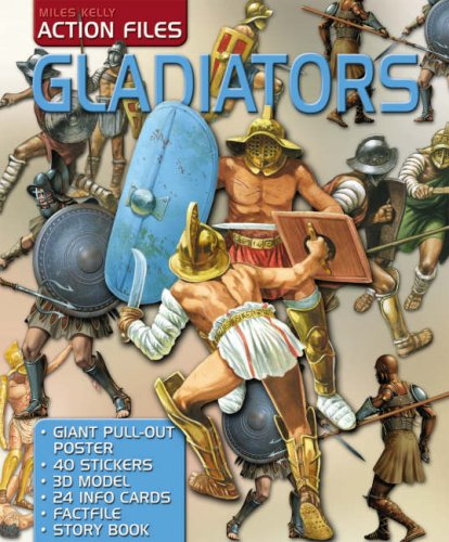 9781848100251: Gladiators (Action Files) (100 Things You Should Know About...)