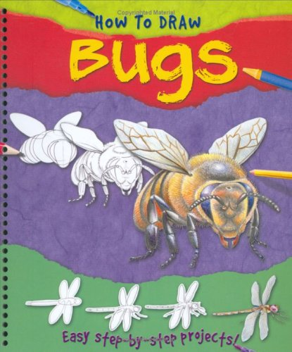 9781848100299: How to Draw Bugs