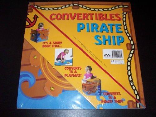 9781848100534: Convertible Pirate Ship Story Book