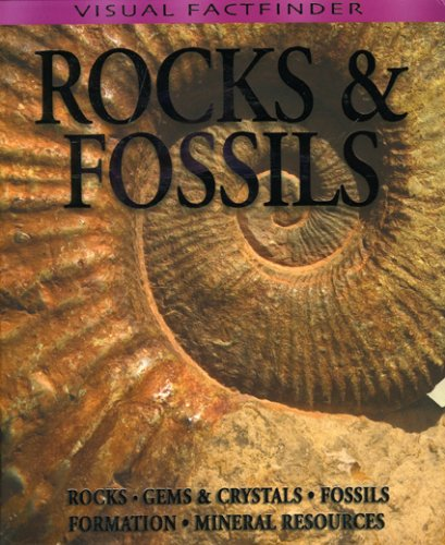 Rocks and Fossils (Visual Factfinder): Pellant, Chris; Pellant, Helen