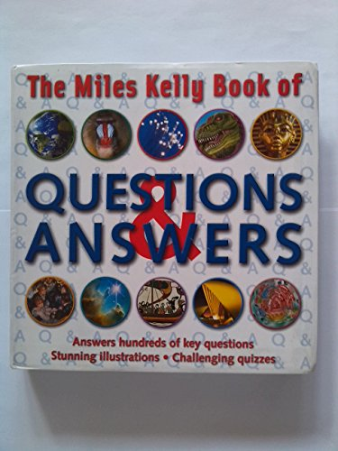9781848100831: The Miles Kelly Book of Questions & Answers